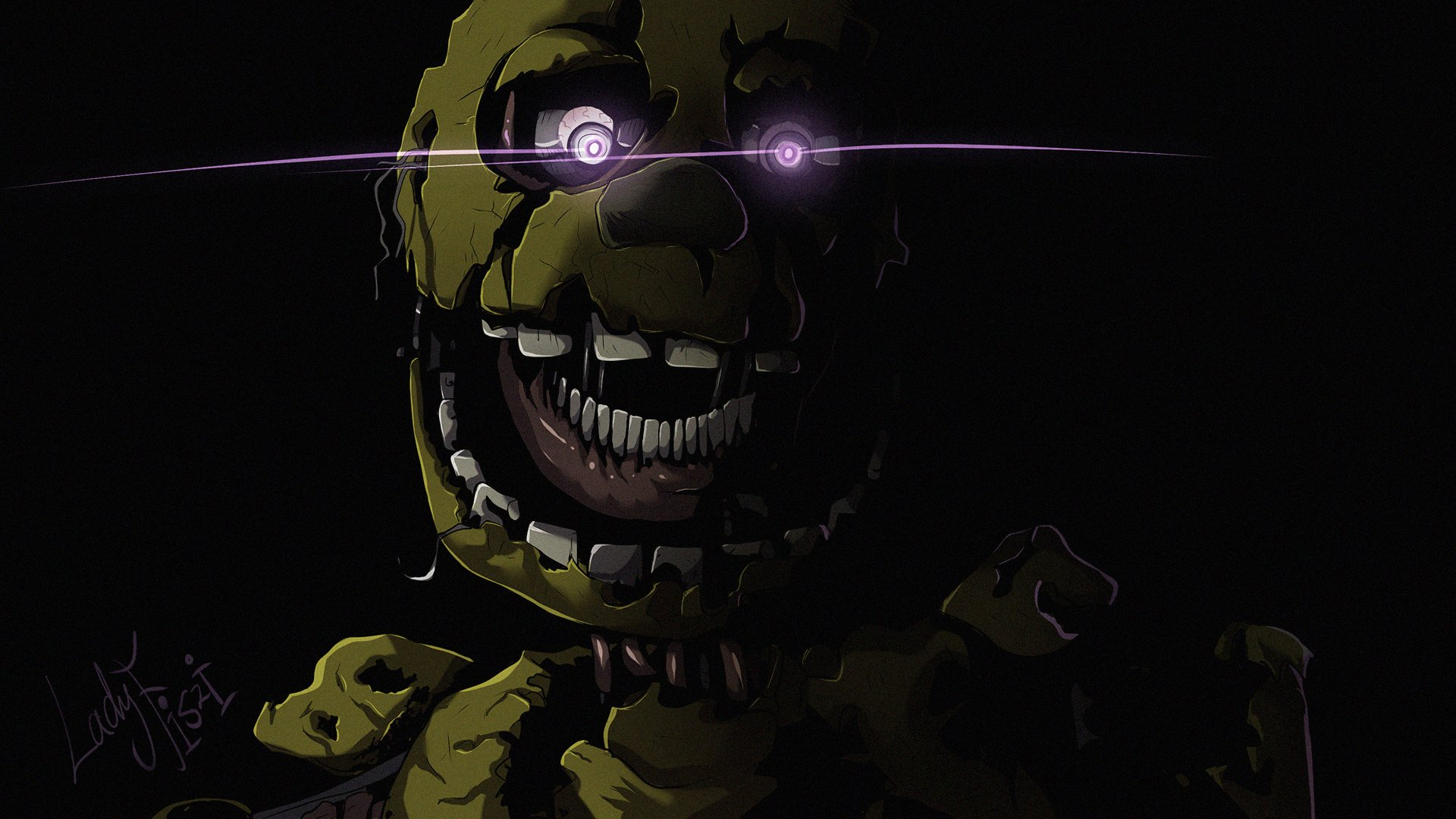 105 Five Nights At Freddy S 3 Hd Wallpapers Background Images