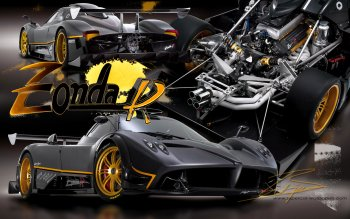 Vehicles - Pagani Zonda R Wallpapers and Backgrounds ID : 97550