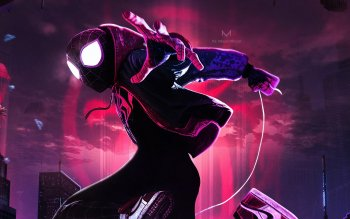 101 Miles Morales Hd Wallpapers Background Images Wallpaper Abyss