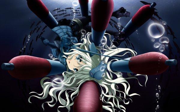Anime Kantai Collection U-511 HD Wallpaper | Background Image