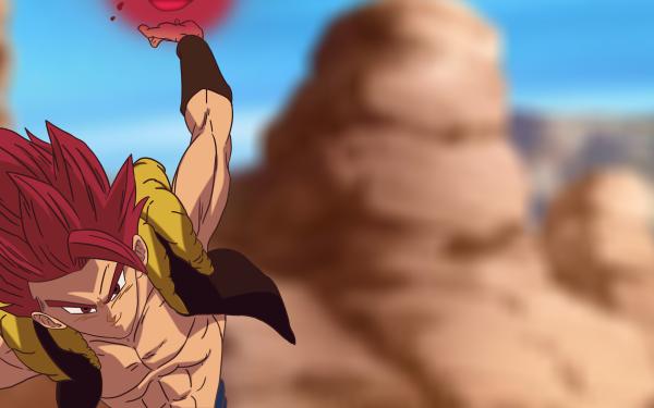 Anime Dragon Ball Super: Broly Gogeta HD Wallpaper   Background Image