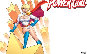 Comics - Powergirl Wallpapers and Backgrounds ID : 97832
