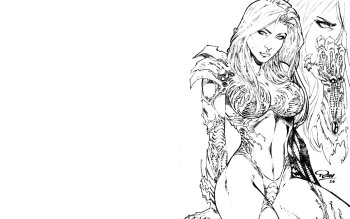 Comics - Witchblade Wallpapers and Backgrounds ID : 97890