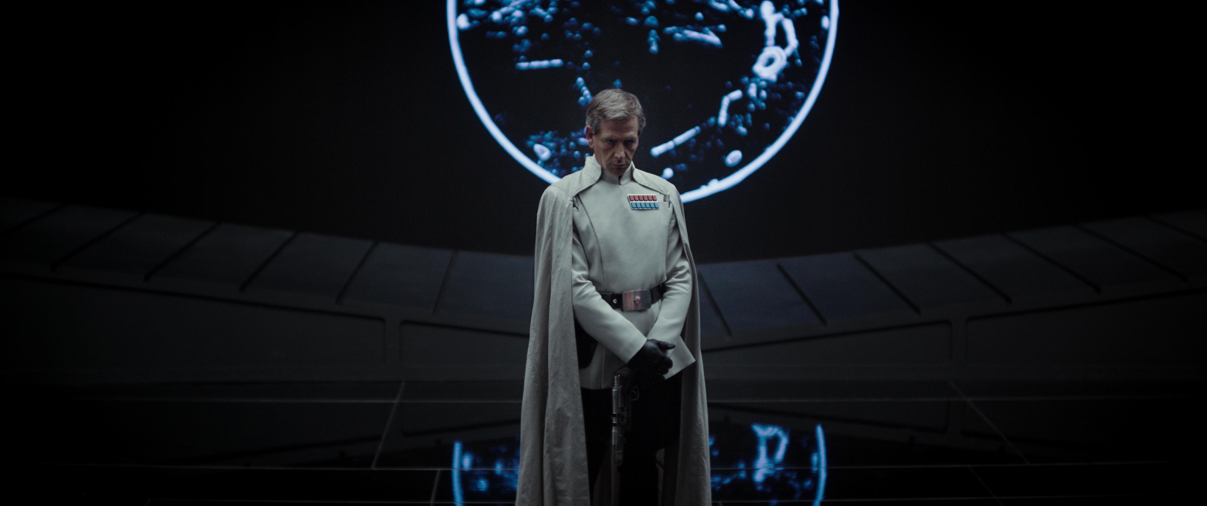 Rogue One - Director Krennic HD Wallpaper   Background Image   4096x1716