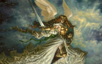 Fantasy - Angel Warrior Wallpapers and Backgrounds ID : 97930