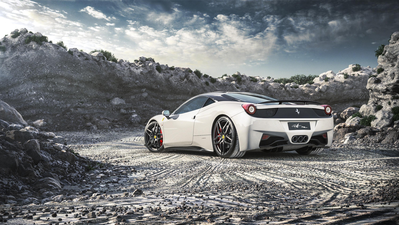 Ferrari 458 Italia Hd Wallpaper Hintergrund 3000x1688 Id 980634 Wallpaper Abyss