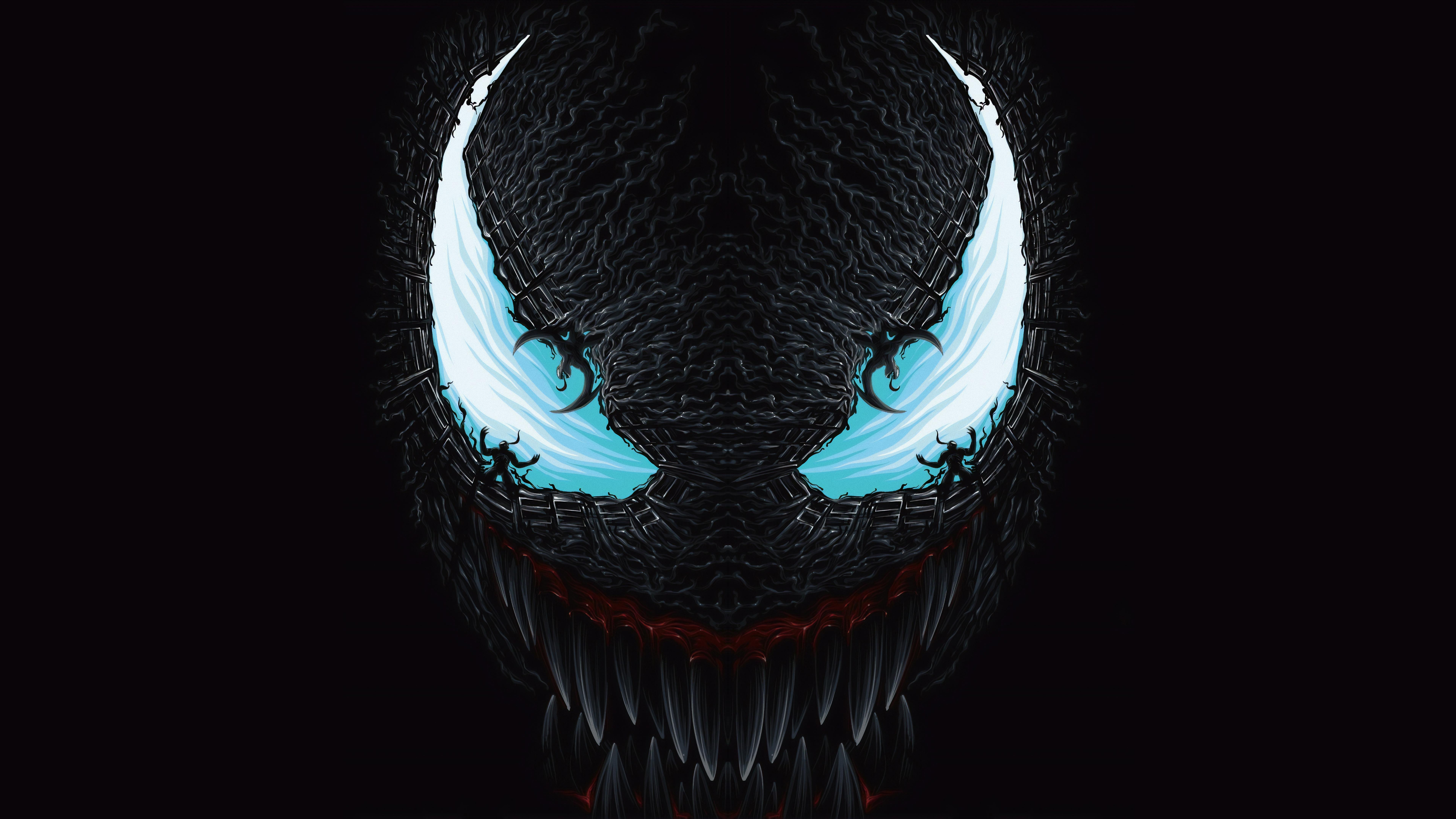 Venom 8k Ultra HD Wallpaper | Background Image | 7680x4320 | ID:980846 - Wallpaper Abyss