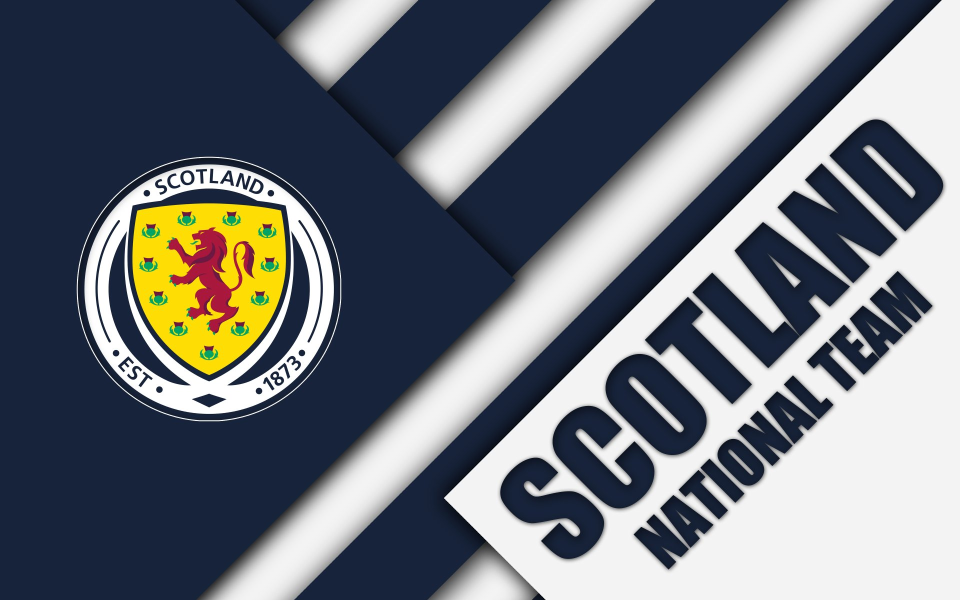 Scotland National Football Team Zoom Background 4
