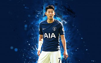 8 Son Heung Min Hd Wallpapers Background Images Wallpaper Abyss