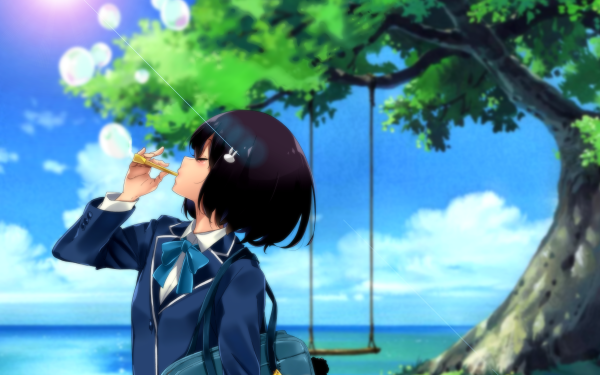 Anime This Art Club Has a Problem! Mizuki Usami HD Wallpaper | Background Image