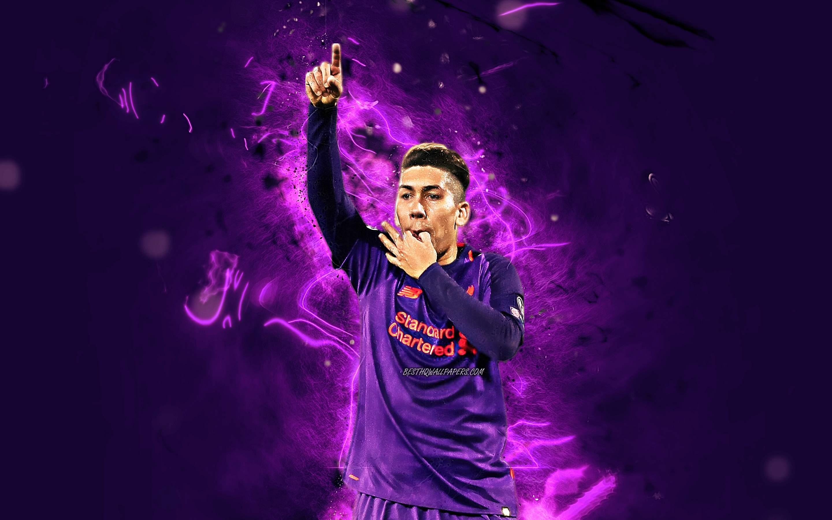 Roberto Firmino HD Wallpaper