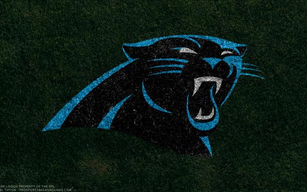Sports Carolina Panthers Football Logo Emblem NFL HD Wallpaper | Background Image