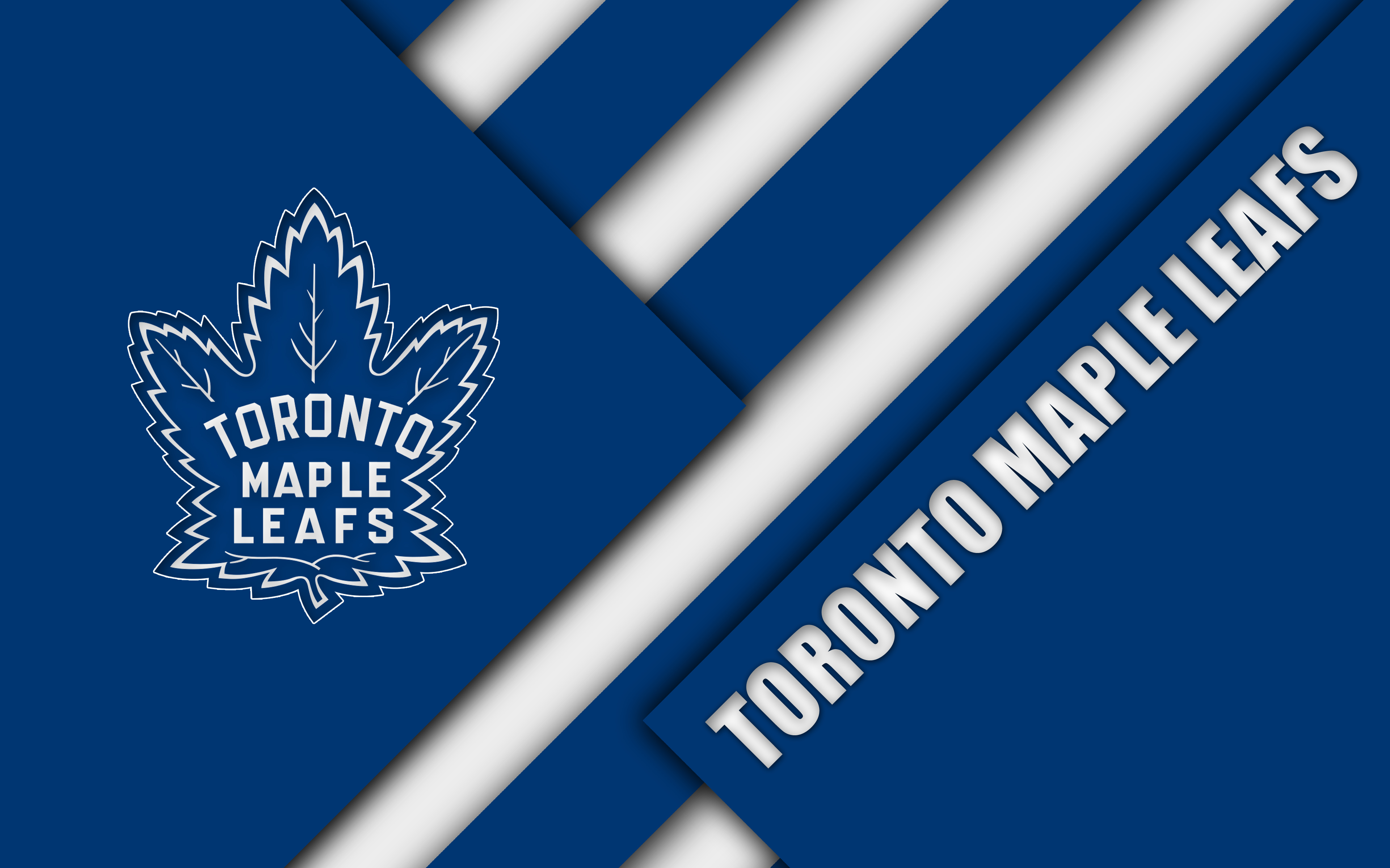 Toronto Maple Leafs 4k Ultra Hd Wallpaper Background Image 3840x2400 Id 982477 Wallpaper Abyss