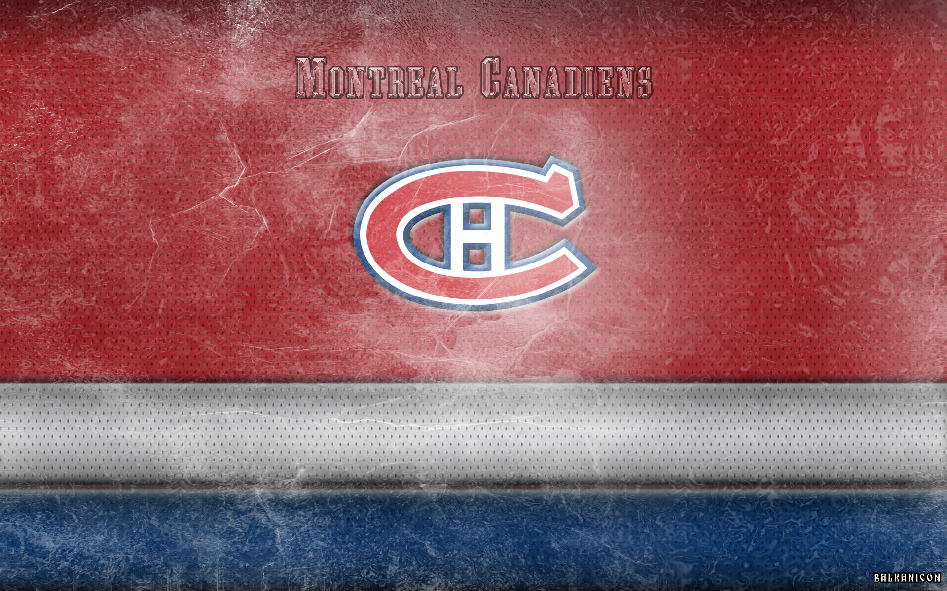 Montreal Canadiens Fondo De Pantalla Hd Fondo De