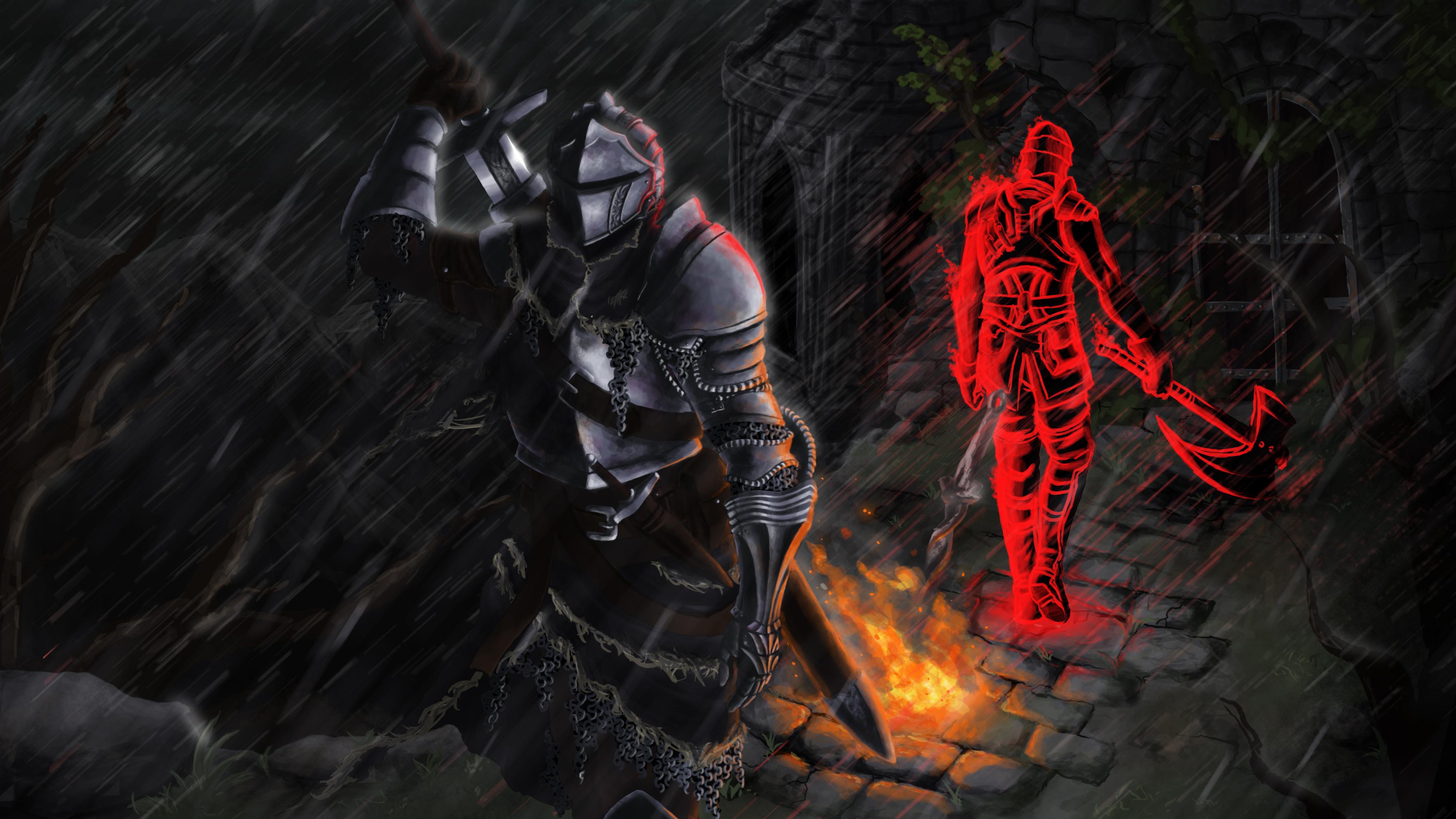 Dark Souls Hd Wallpaper Background Image 3550x1997 Id 982858