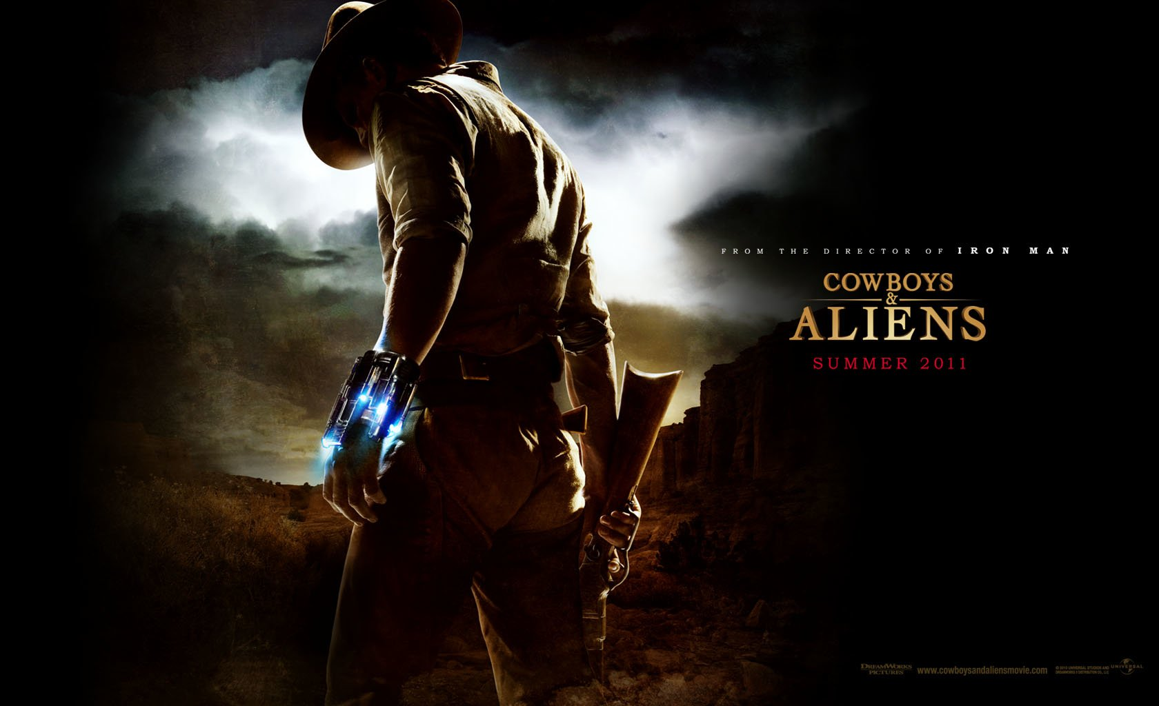 16 Cowboys Aliens Hd Wallpapers Background Images Wallpaper Abyss