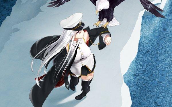 Anime Azur Lane Enterprise HD Wallpaper | Background Image