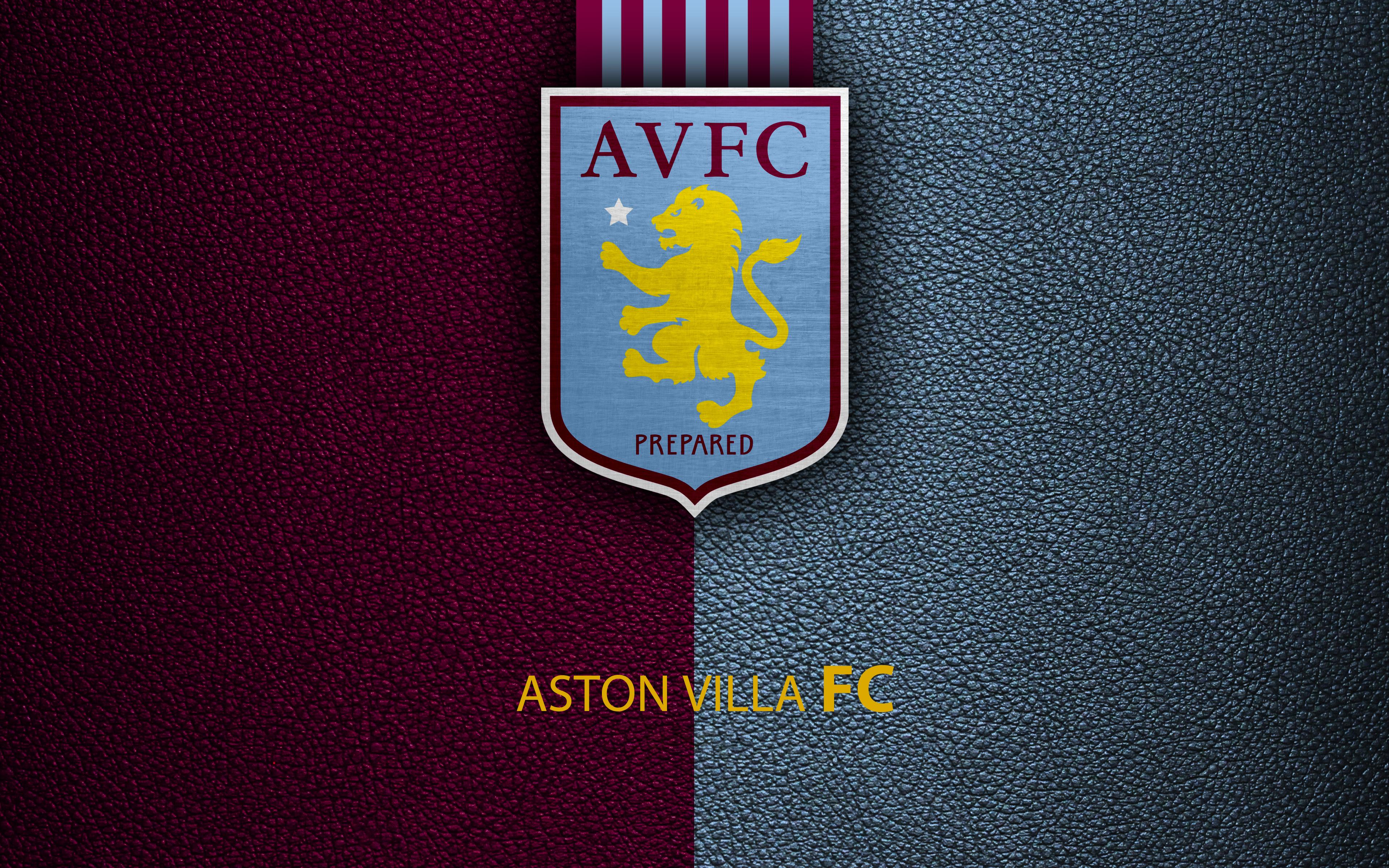 Aston Villa F.C. 4k Ultra HD Wallpaper