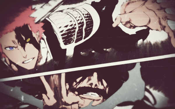 Anime Bleach Ichigo Kurosaki Yhwach HD Wallpaper   Background Image