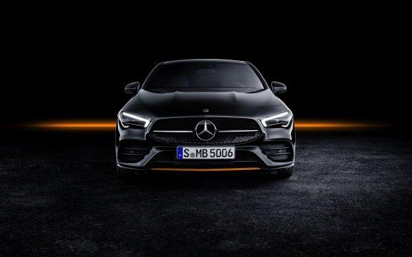Voertuigen Mercedes-Benz CLA-Class Mercedes-Benz Auto Silver Car Luxury Car HD Wallpaper | Achtergrond