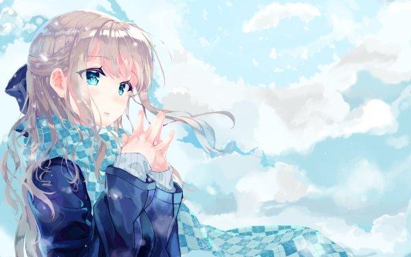 Anime Original Kagurazaka Reina HD Wallpaper   Background Image