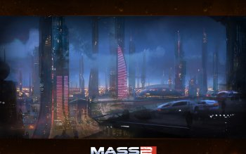 Computerspel - Mass Effect 2 Wallpapers and Backgrounds ID : 98762