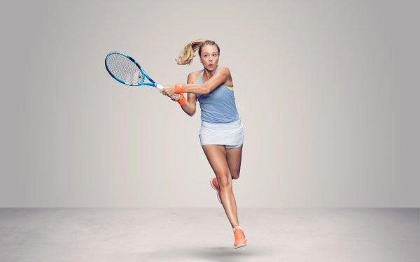 Sports Anett Kontaveit Tennis Estonian HD Wallpaper | Background Image