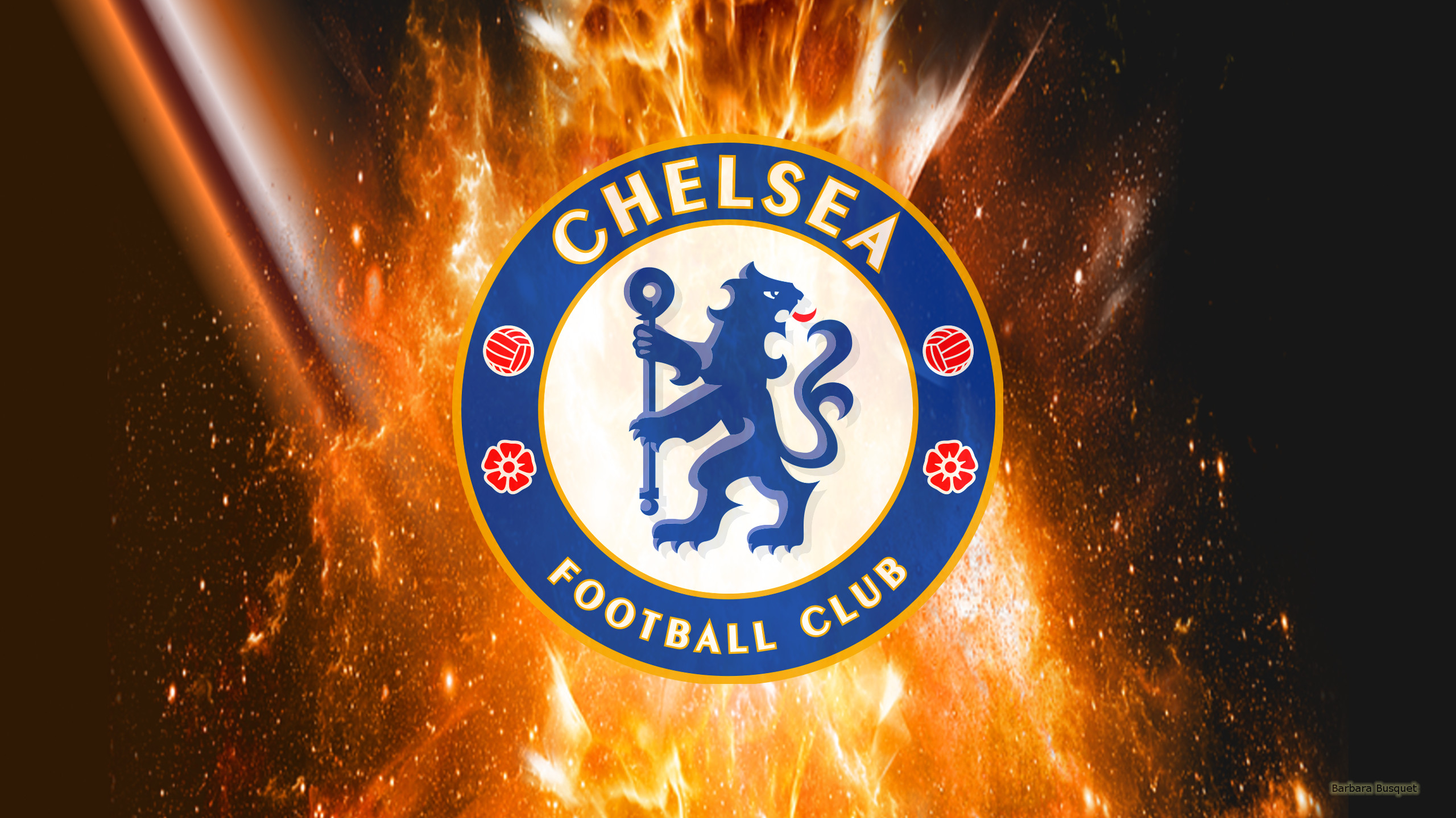 Chelsea F C  HD Wallpaper | Background Image | 2560x1440