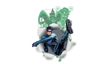 Комиксы - Nightwing Wallpapers and Backgrounds ID : 98870