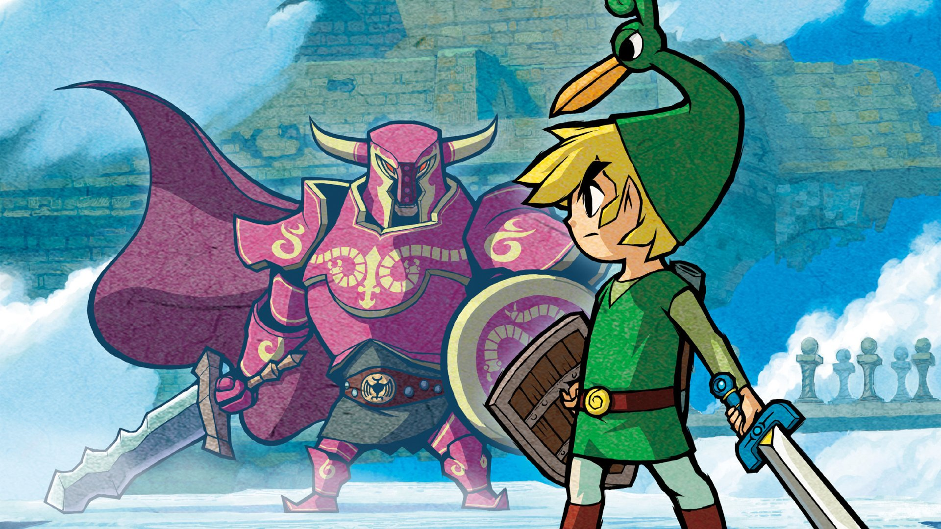 Image result for minish cap zelda