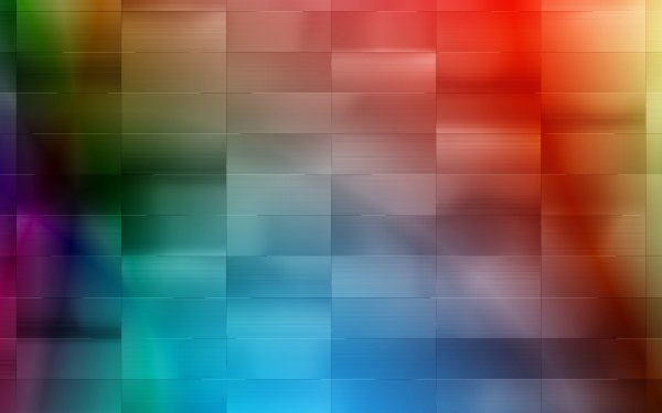 Abstract Colors Colorful Rectangle HD Wallpaper | Background Image