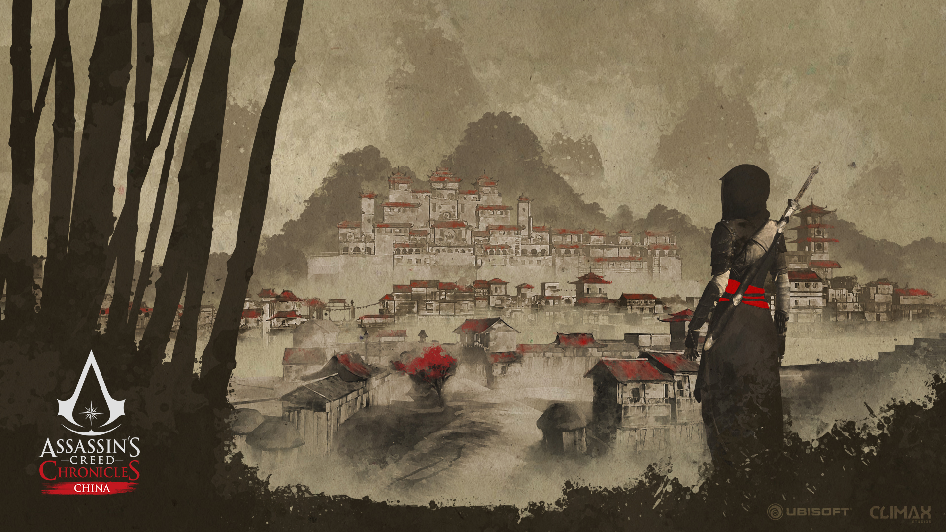 Assassin S Creed Chronicles China Hd Wallpaper Background Image