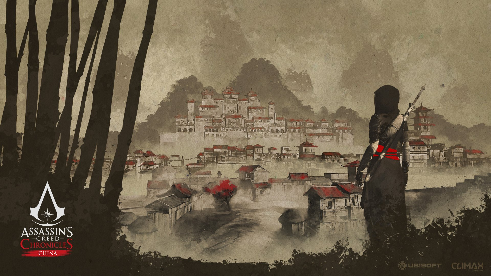 5 Assassin S Creed Chronicles China Hd Wallpapers Background