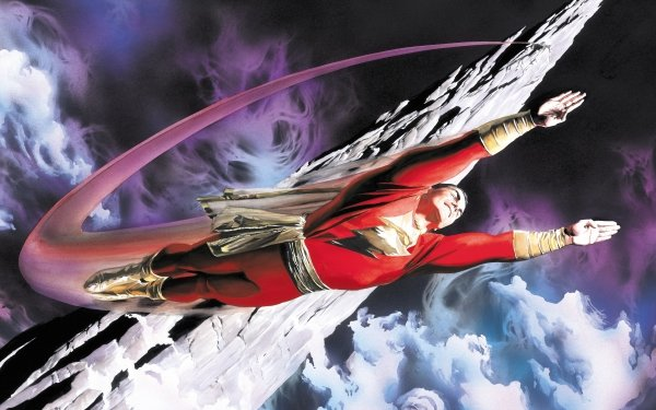 Comics Shazam! Shazam DC Comics Billy Batson HD Wallpaper | Background Image