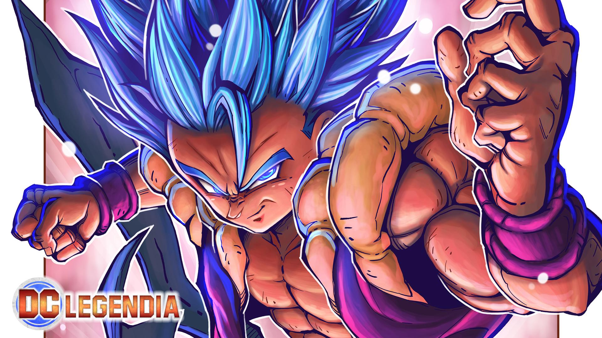 Gogeta Hd Wallpaper Background Image 1920x1080 Id 991792