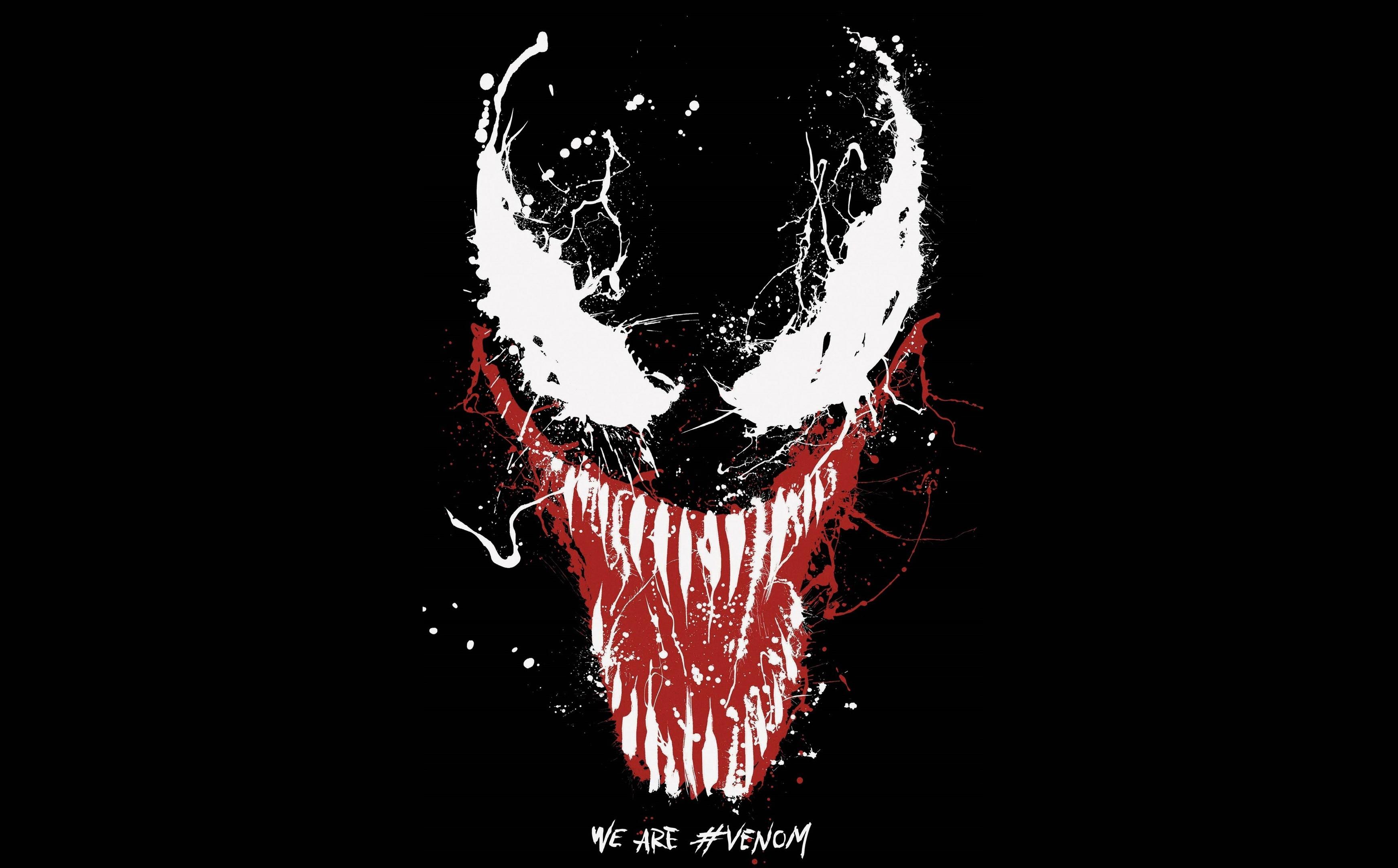 Venom Hd Wallpaper Hintergrund 3480x2160 Id 992611