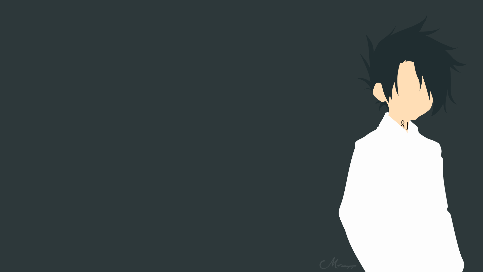 Ray From The Promised Neverland Hd Wallpaper Background Image