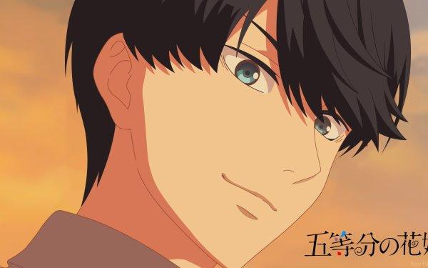 Anime The Quintessential Quintuplets Gotoubun no Hanayome Fuutarou Uesugi HD Wallpaper | Background Image
