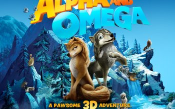 Movie - Alpha And Omega Wallpapers and Backgrounds ID : 99370