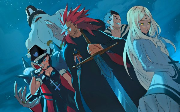 Anime Radiant Torque Ullmina Santori HD Wallpaper | Background Image