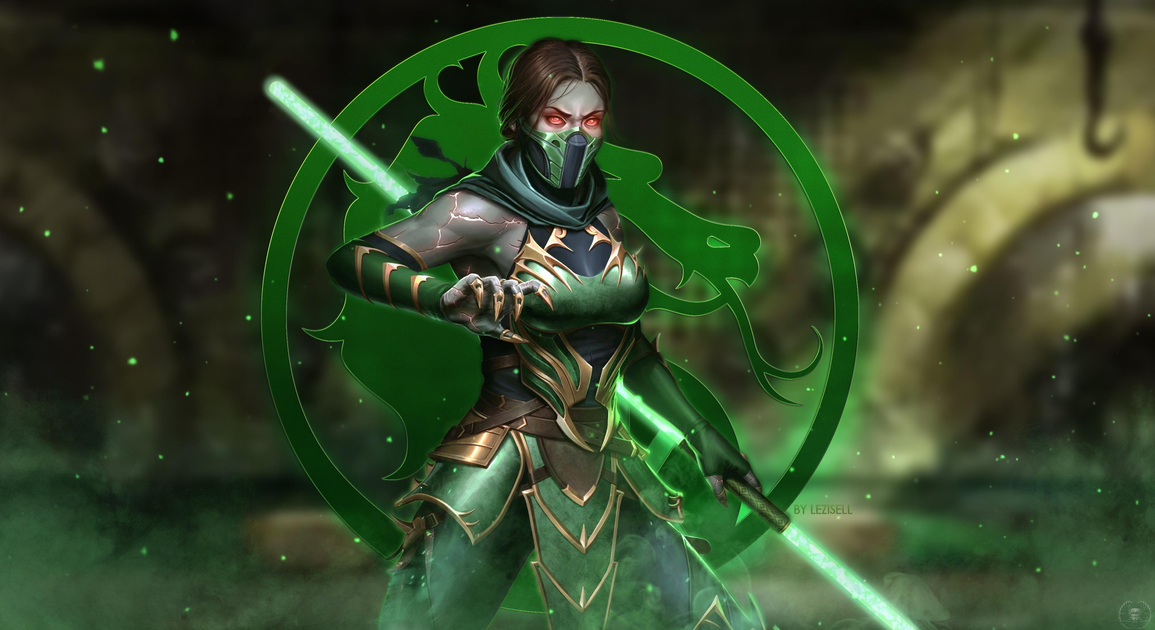 Mortal Kombat 11 Hd Wallpaper Hintergrund 3756x2048 Id