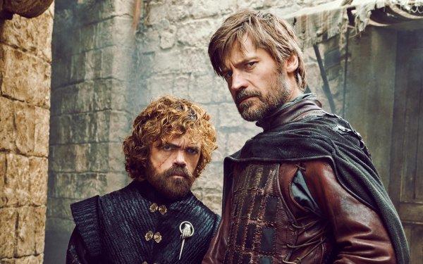 TV Show Game Of Thrones Jaime Lannister Tyrion Lannister Peter Dinklage Nikolaj Coster-Waldau HD Wallpaper | Background Image