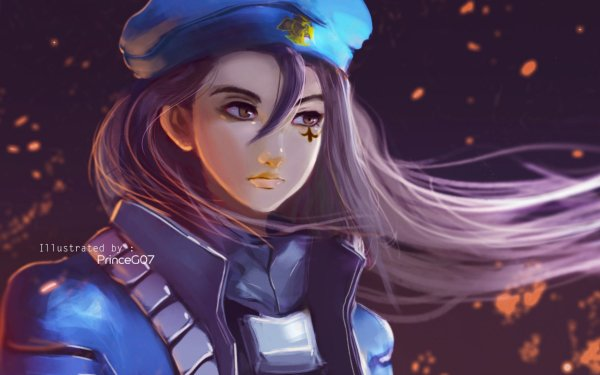 Video Game Overwatch Ana HD Wallpaper | Background Image